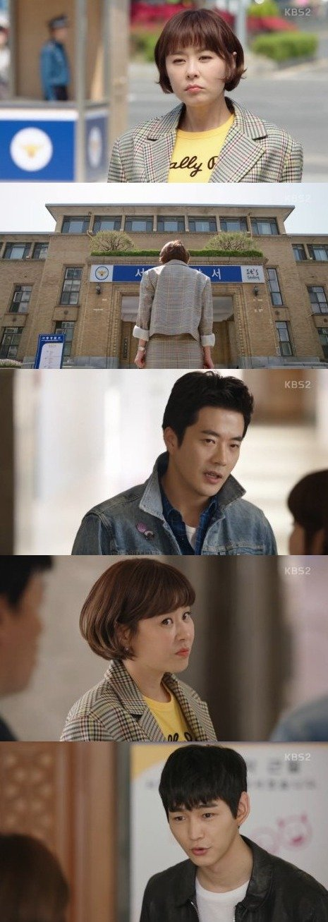 [Spoiler] Added episode 10 captures for the Korean drama 'Mystery Queen'