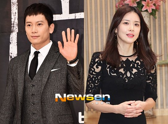 Ji Sung and Lee Bo-young's daughter, 24 months on the moving walkway