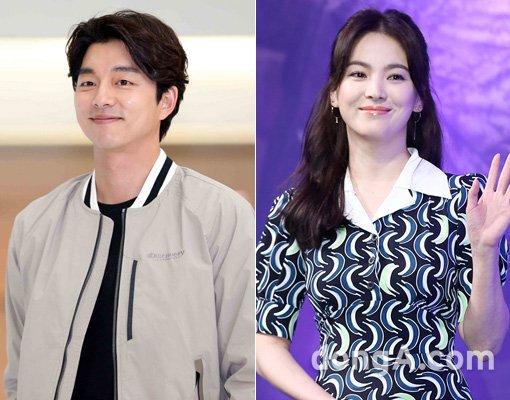 Gong Yoo and Song Hye-kyo light up Hong Kong