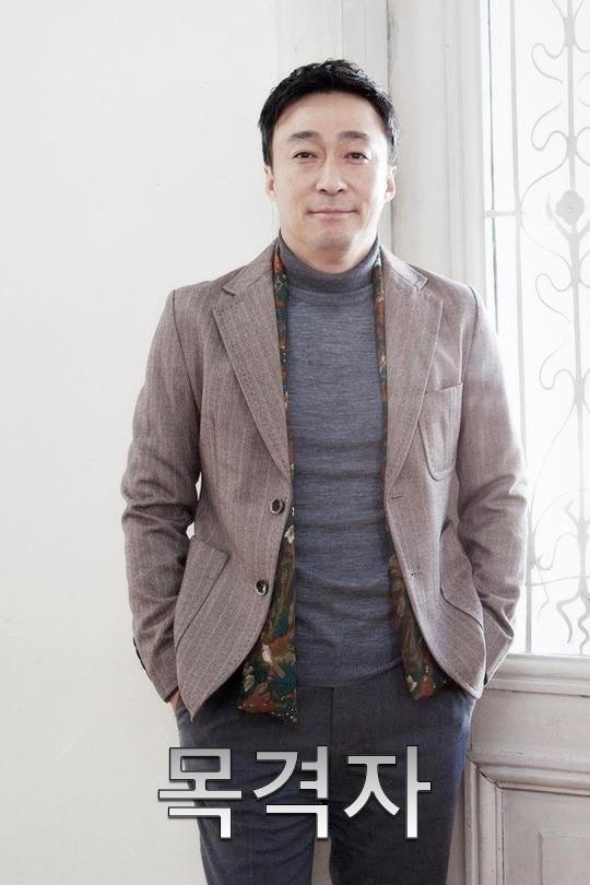 "Upcoming Korean movie ""Witness"""
