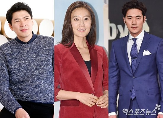 "Kim Sang-kyeong, Kim Hee-ae and Kim Kang-woo to come back with ""The Body"""