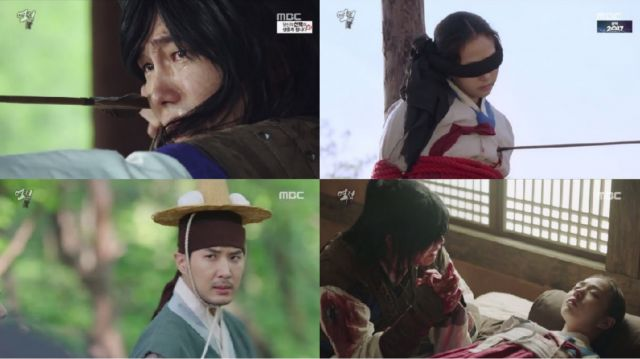 "[HanCinema's Drama Review] ""Rebel: Thief Who Stole the People"" Episode 28"