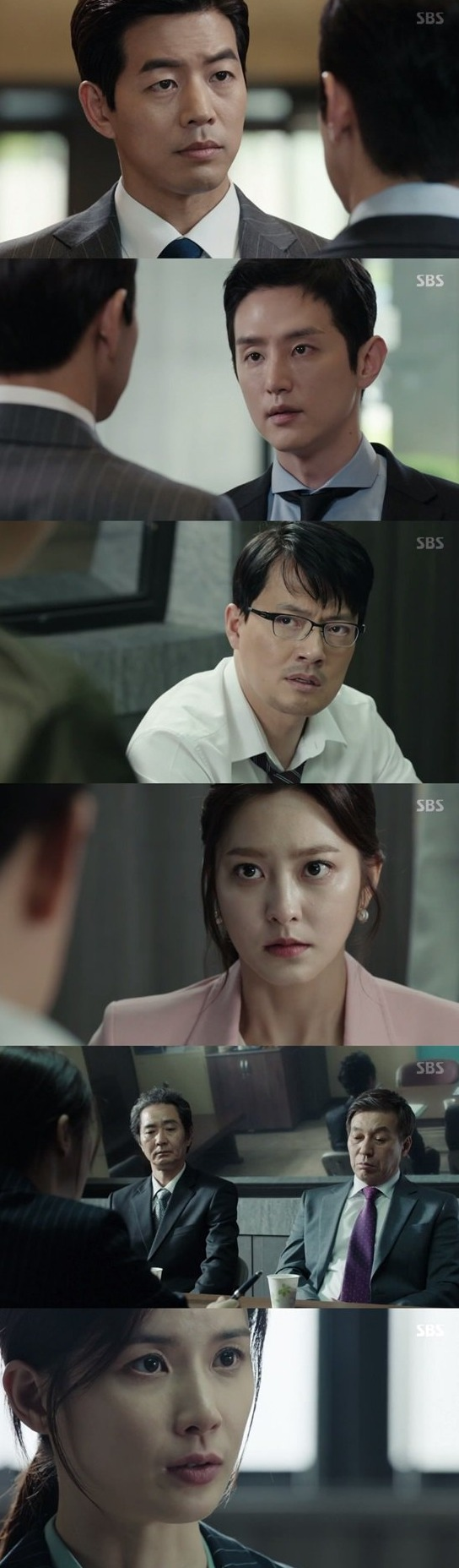 [Spoiler] Added episode 13 captures for the Korean drama 'Whisper'