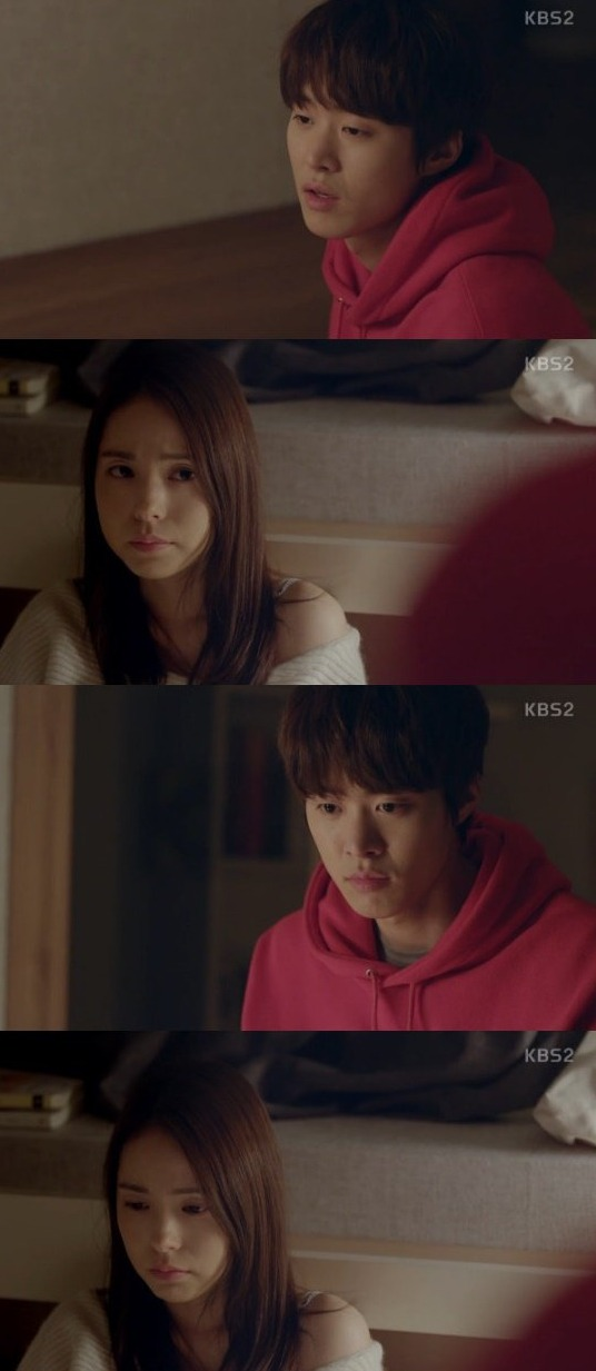 [Spoiler] Added episode 1 captures for the Korean drama 'Individualist Miss Ji-yeong'