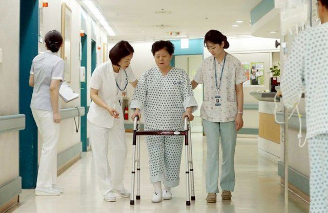 Shortage of Health Workers Feared