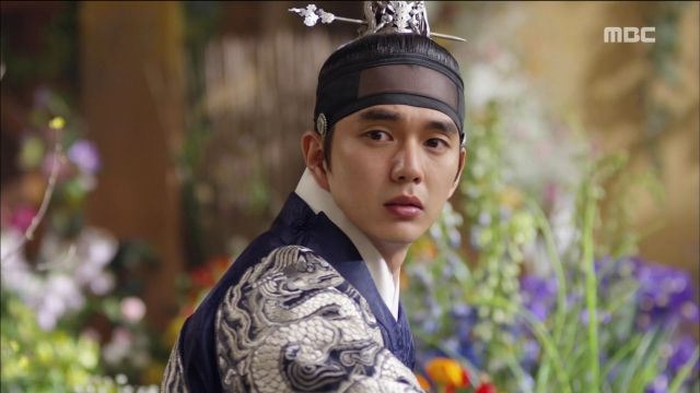 [Video] Added Korean drama 'Ruler: Master of the Mask' episodes 1 and 2