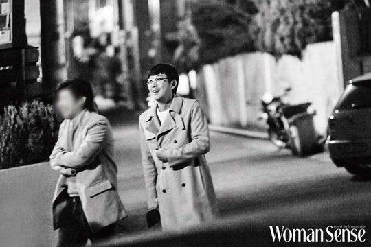 [Photos] Jung Woo-sung, Lee Jung-jae and Ha Jung-woo drinking in Chungdam