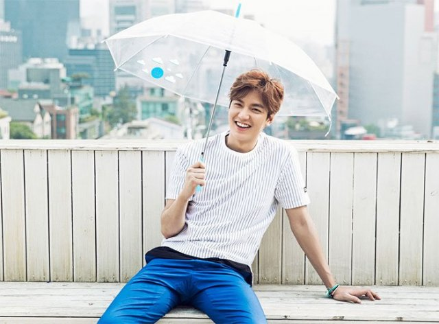 Lee Min-ho Set to Start Military Service