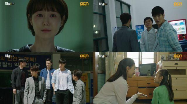 "[HanCinema's Drama Review] ""Tunnel – Drama"" Episode 14"