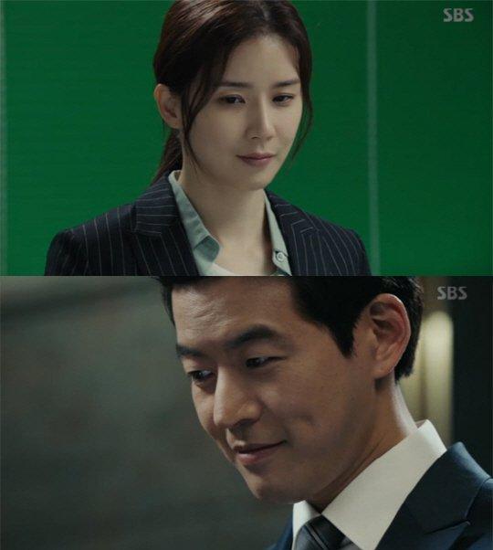 """[Spoiler] """"Whisper"""" Lee Sang-yoon mentions Kim Yeong Ran Law"""