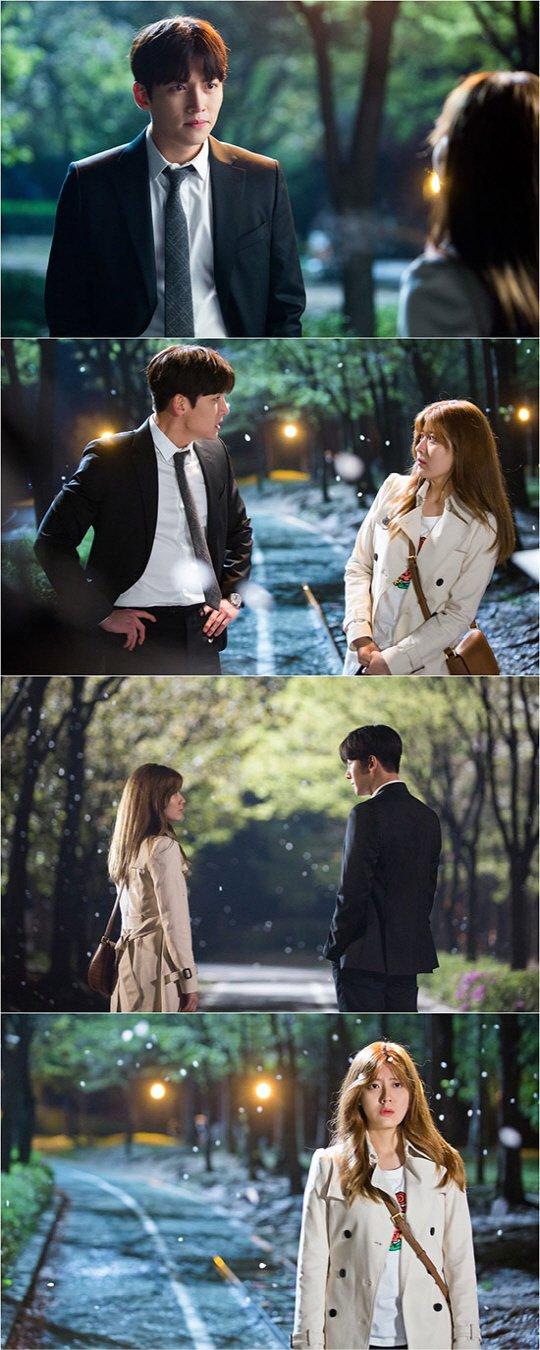 """""""Suspicious Partner"""" Ji Chang-wook and Nam Ji-hyeon take an evening walk"""