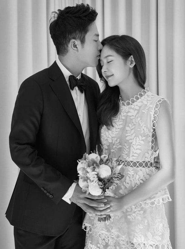 [Photos] Sung Yu-ri and Ahn Sung-hyun's wedding pictures