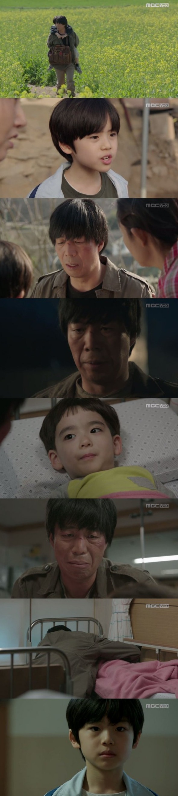 [Spoiler] Added episodes 1 and 2 captures for the Korean drama 'Bad Thief, Good Thief'