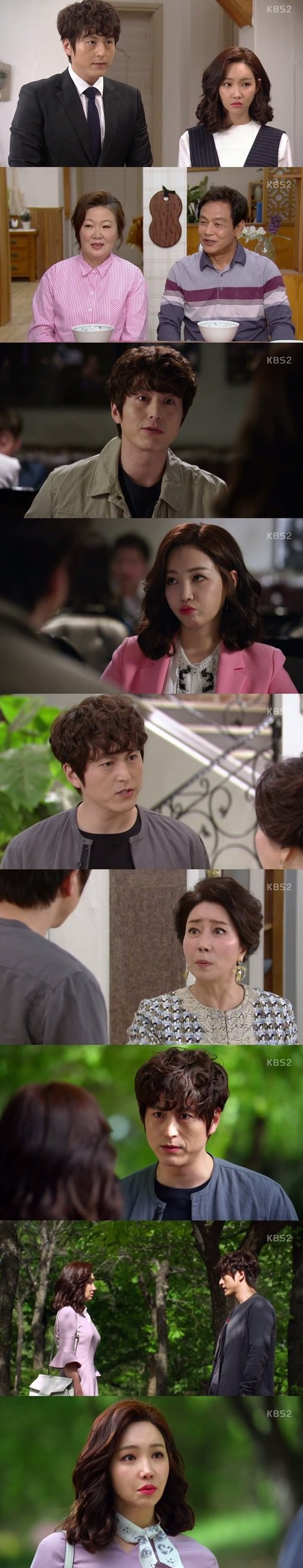 [Spoiler] Added episodes 21 and 22 captures for the Korean drama 'Father is Strange'