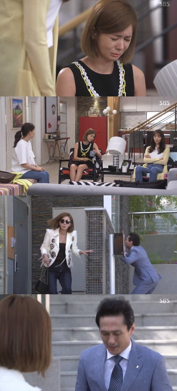 [Spoiler] Added episodes 9 and 10 captures for the Korean drama 'Sister is Alive'