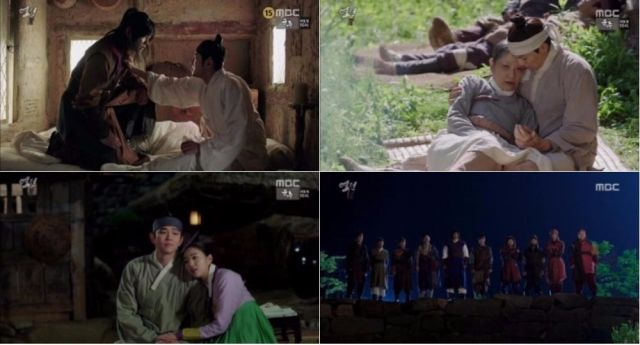"[HanCinema's Drama Review] ""Rebel: Thief Who Stole the People"" Episode 30 Final"