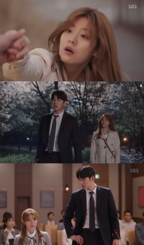 """[Spoiler] """"Suspicious Partner"""" Mystery case and romance"""