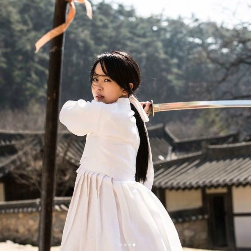 """Kim So-hyun encourages tuning into """"Ruler: Master of the Mask"""""""