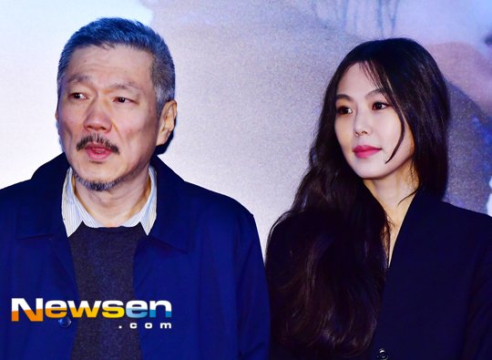 "Hong Sang-soo, ""Seoul Paparazzi are bothering me but it's alright"""