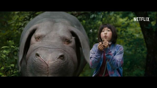 "[Video] Trailer released for the upcoming Korean movie ""Okja"""