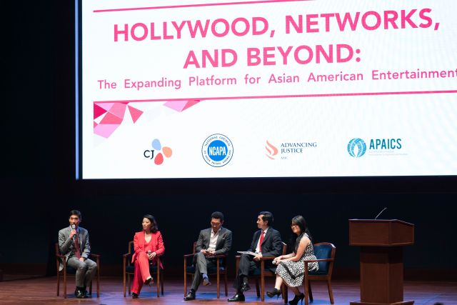 Stars, leaders discuss Asian Americans in Hollywood at Mnet/CAPAC event