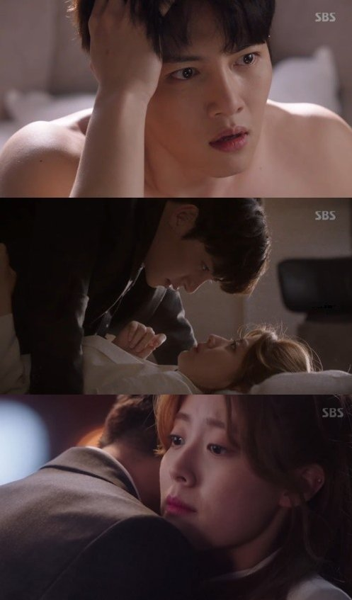 "[Spoiler] ""Suspicious Partner"" Nara -> Ji Chang-wook -> Nam Ji-hyeon"