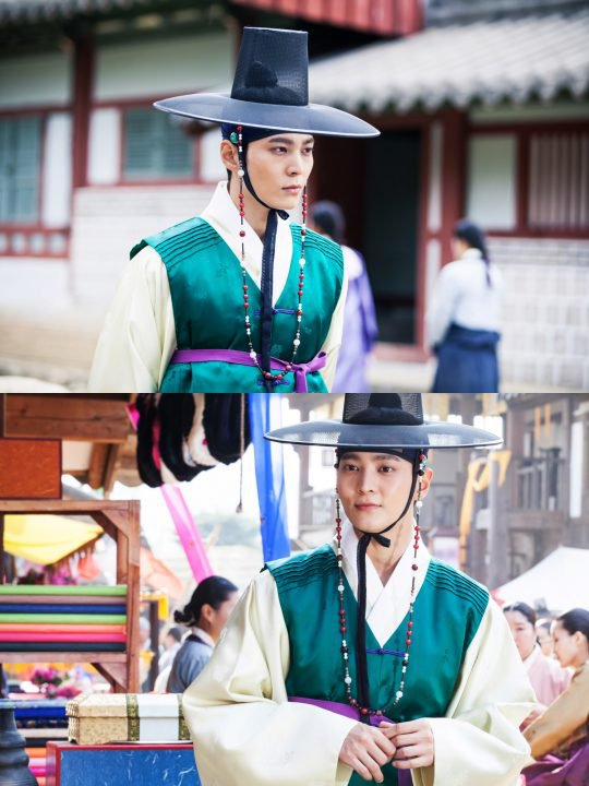 """My Sassy Girl – Drama"" Joo Won, ""Took me a while to get used to medieval"""