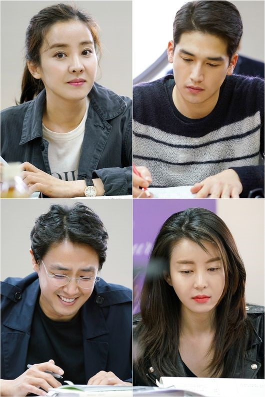 "Upcoming Korean drama ""Sweet Revenge"""