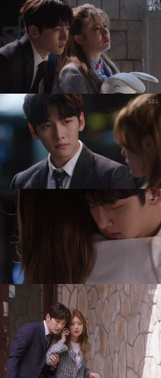 [Spoiler] Added episodes 7 and 8 captures for the Korean drama 'Suspicious Partner'