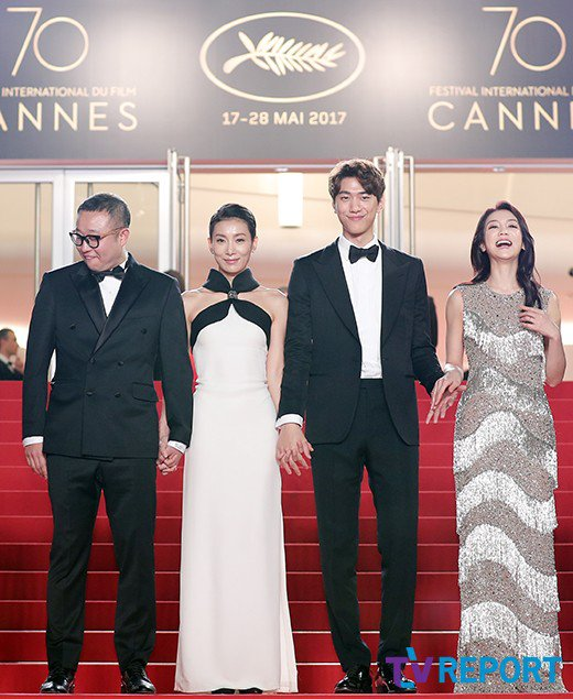 """[Photos] """"The Villainess"""" Red Carpet"""