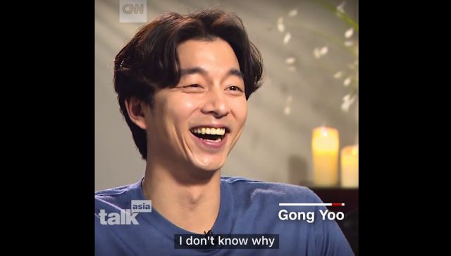 [Hot Takes from the Noonas] A preview of Gong Yoo's interview with CNN