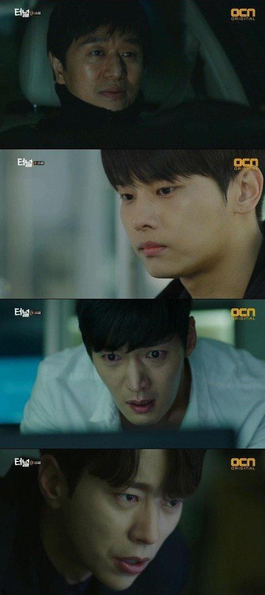 [Spoiler] Added final episodes 15 and 16 captures for the Korean drama 'Tunnel – Drama'