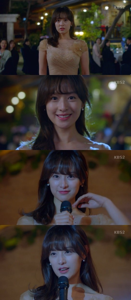 """Fight My Way"" Kim Ji-won-I hosts Hwang Bo-ra's wedding"