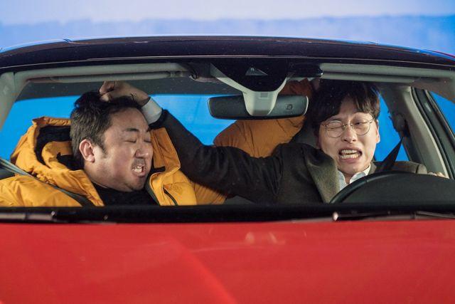 """Upcoming Korean movie """"The Bros"""""""
