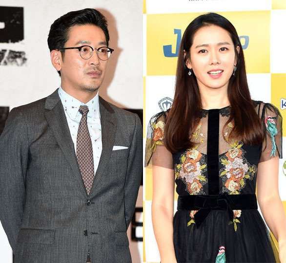 Ha Jung-woo and Son Ye-jin take home Best Actor and Actress at Chunsa Film Festival