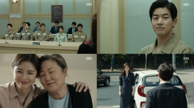 "[HanCinema's Drama Review] ""Whisper"" Episode 17 Final"