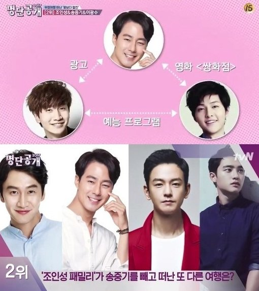 "Jo In-seong appears on ""Happy Together"""