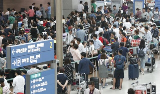 More Koreans Take Summer Holidays in June
