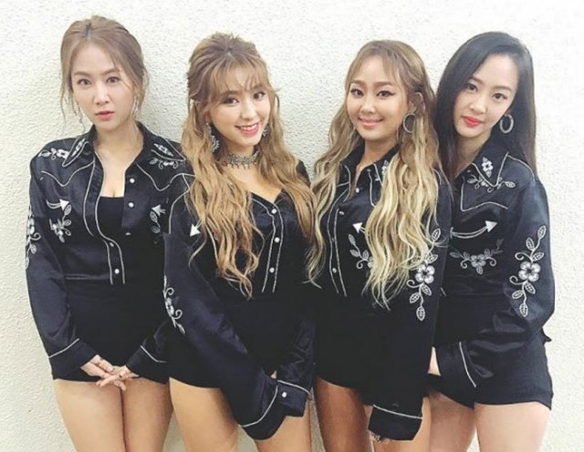Girl Group Sistar to Disband After 7 Years