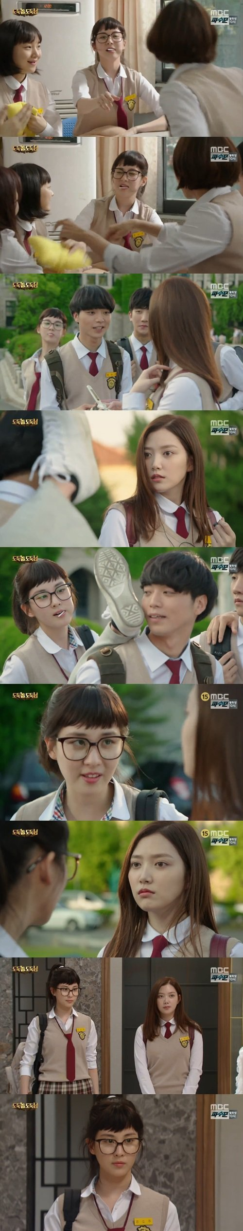 "[Spoiler] ""Bad Thief, Good Thief"" Seohyun's appearance as tomboy"
