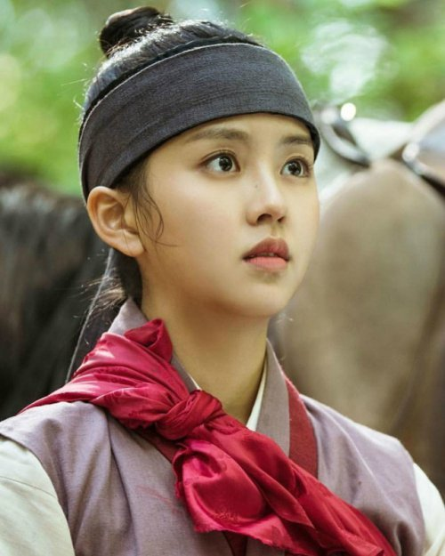 """Ruler: Master of the Mask"" Kim So-hyun, so pretty"