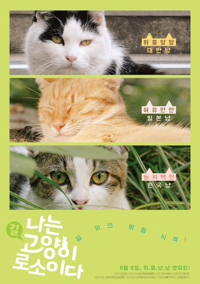 [Photo] Added special character poster for the upcoming Korean documentary