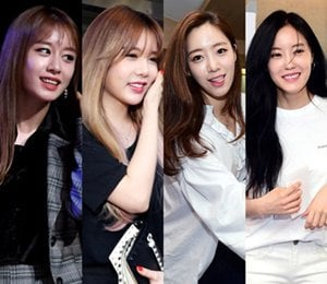 Scaled-down T-ara to Unveil New Look Next Month