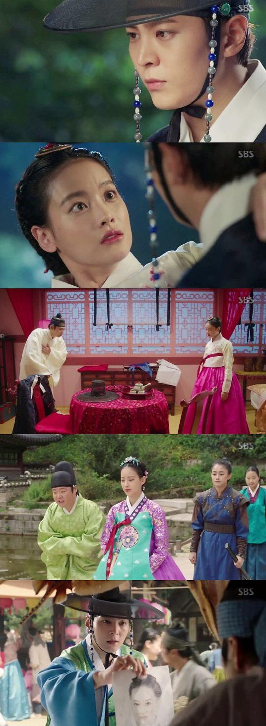 [Spoiler] Added episodes 1 and 2 captures for the Korean drama 'My Sassy Girl - Drama'