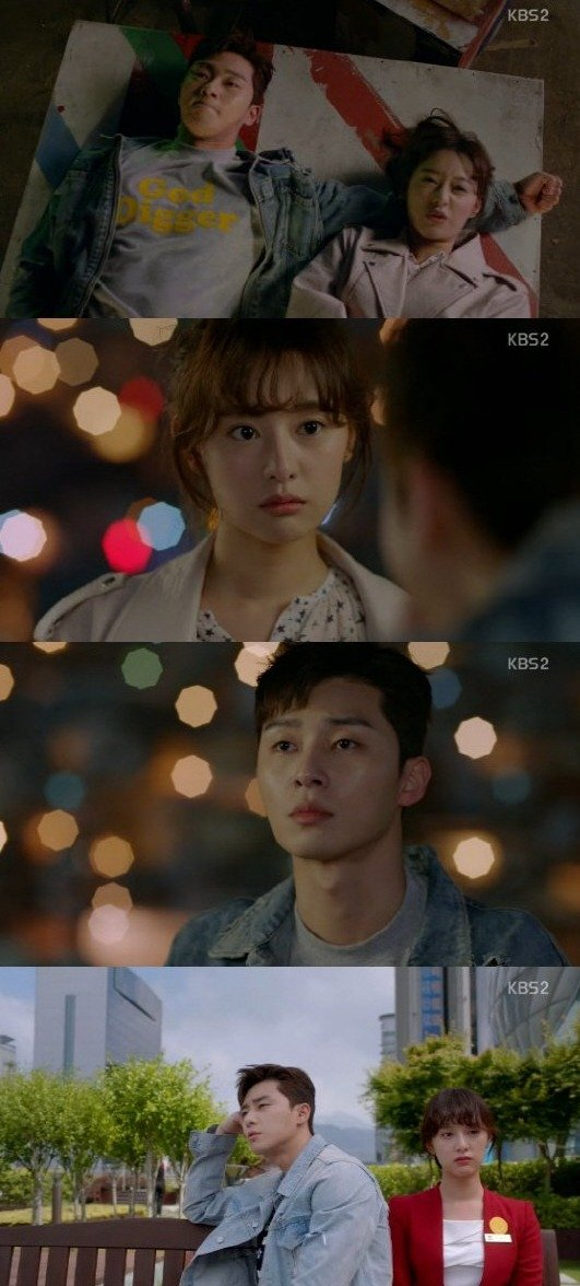[Spoiler] Added episode 3 captures for the Korean drama 'Fight My Way'
