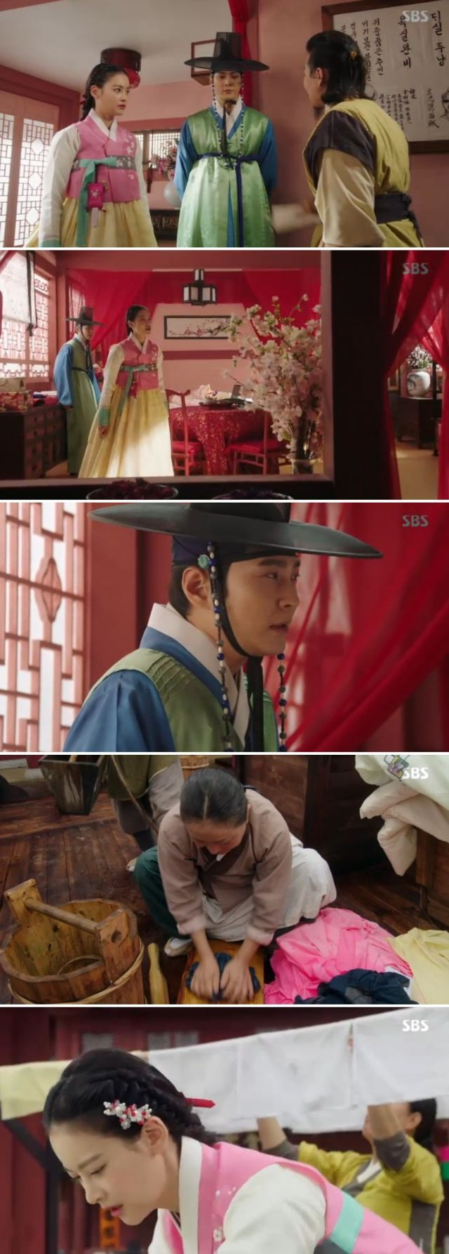 [Spoiler] Added episode 4 captures for the Korean drama 'My Sassy Girl - Drama'