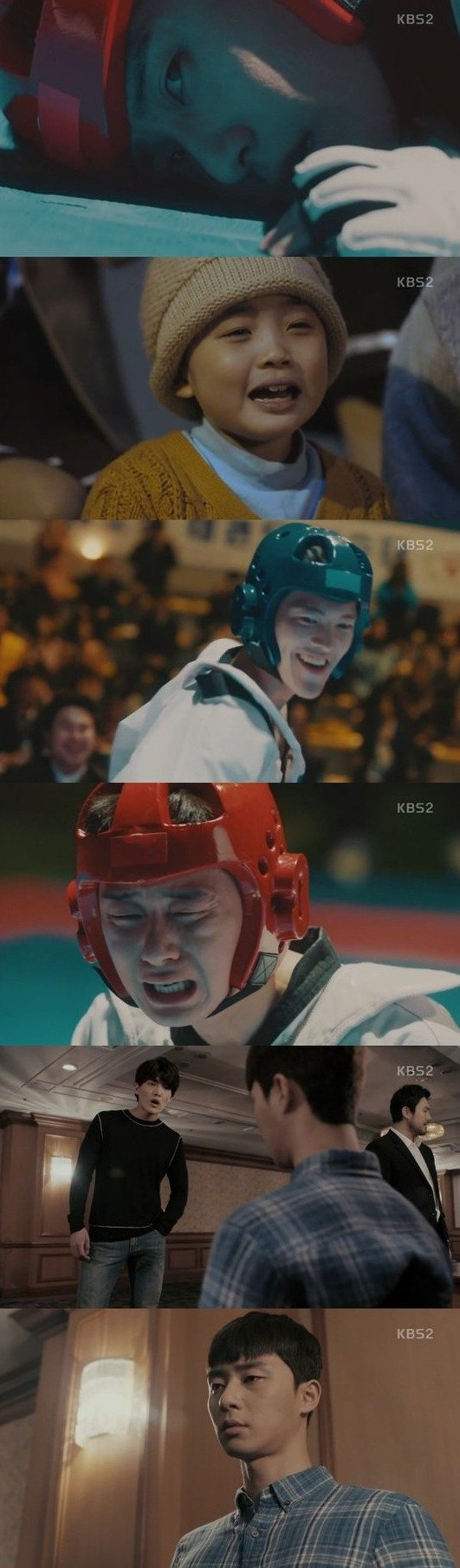 [Spoiler] Added episode 4 captures for the Korean drama 'Fight My Way'