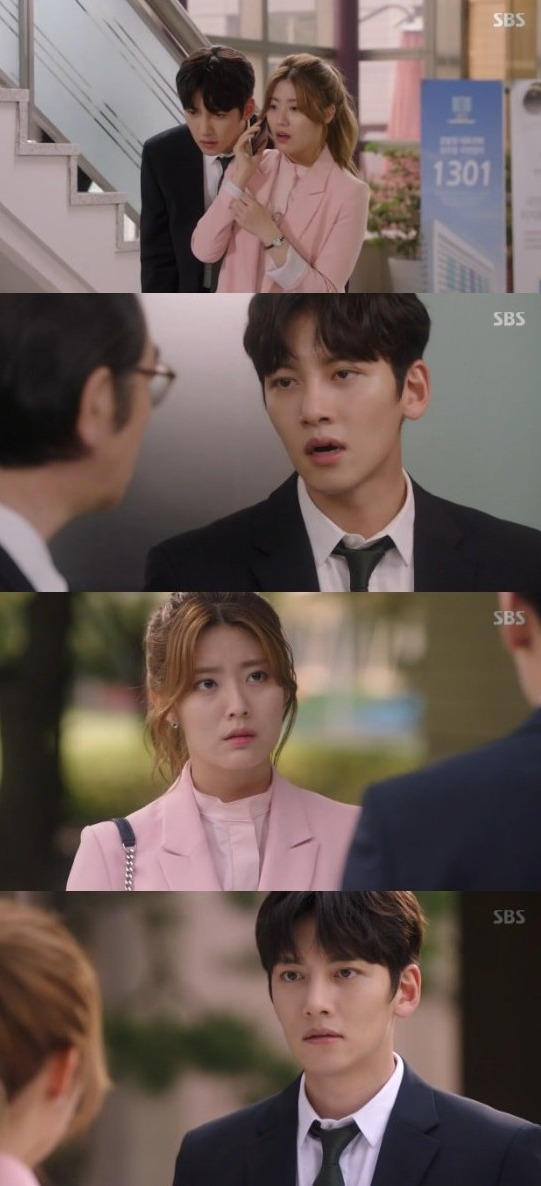 [Spoiler] Added episodes 15 and 16 captures for the Korean drama 'Suspicious Partner'
