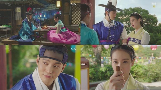 "[HanCinema's Drama Review] ""My Sassy Girl – Drama"" Episodes 5-6"
