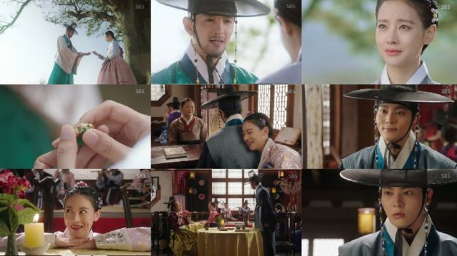 "[HanCinema's Drama Review] ""My Sassy Girl – Drama"" Episodes 7-8"